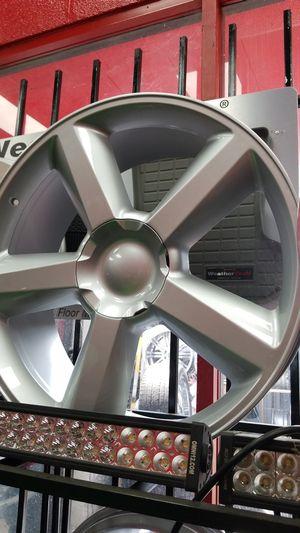 26in ltz rim n tire package for Sale in Houston, TX