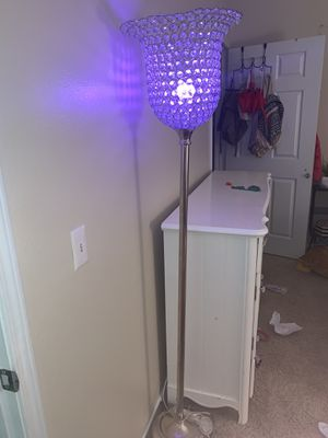 Tall floor lamp for Sale in Thornton, CO