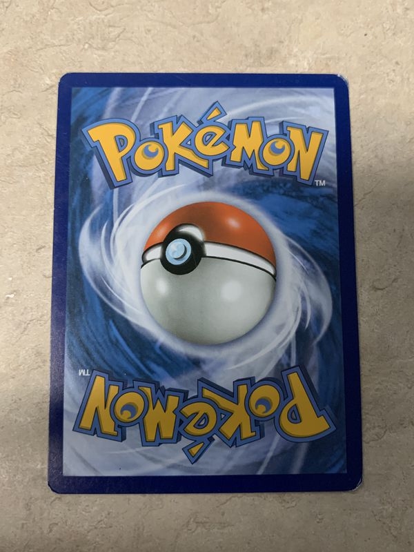 Pikachu Pokemon Card 2016 Near Mint Collectable Gaming Gift