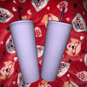 $40 Matte Purple Starbucks Cups for Sale in Fontana, CA