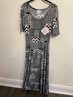 Brand New Lularoe Ana Maxi Small Dress Aline Style for Sale in Muncy,  PA