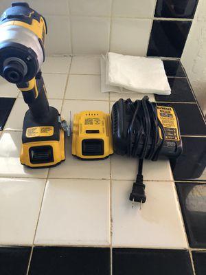 Dewalt drill impacto dos bateras y cargador for Sale in Opa-locka, FL