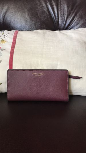 Kate spade leather wallet new for Sale in Carlsbad, CA