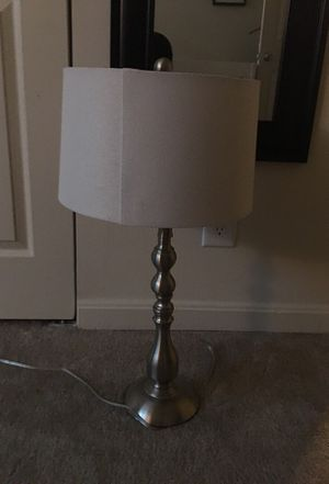 2 Lamps for Sale in Glen Burnie, MD