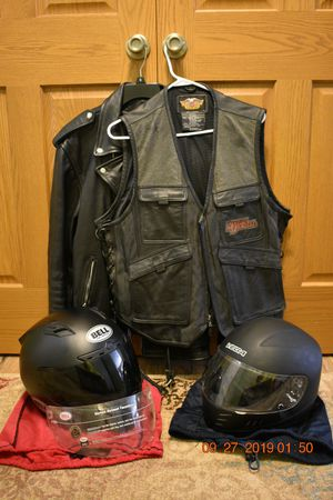 Motorcycle gear for Sale in Diamond, OH