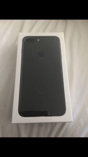 iPhone 7+ 256Gb Unlocked for Sale in Abilene, TX