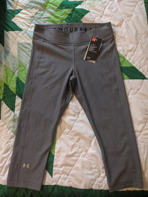 Under Armour compression workout pants for Sale in Tacoma, WA
