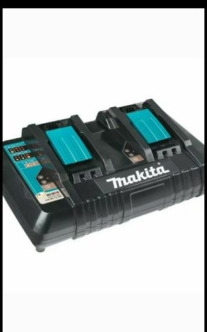 MAKITA 36V FAST CHARGER WITH USB CHARGER BRAND NEW for Sale in Colton, CA