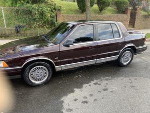 92 Chrysler LeBaron for Sale in Washington, DC