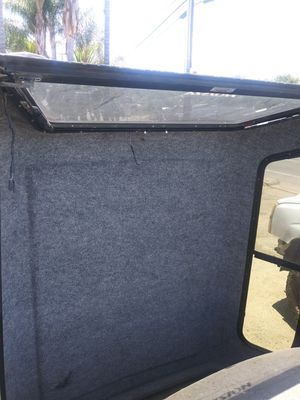 F150 camper shell for Sale in Lakeside, CA