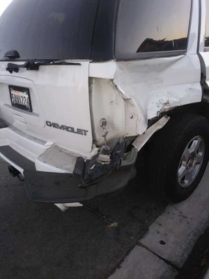 Chevy trailblazer auto body parts for Sale in Colton, CA