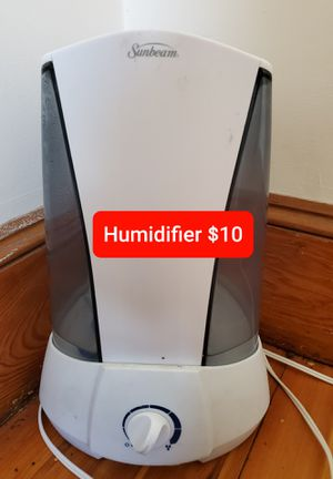 Sunbeam Humdifier. Good working condition. for Sale in Woonsocket, RI