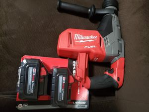 Milwaukee 18v fuel hammer for Sale in Silver Spring, MD