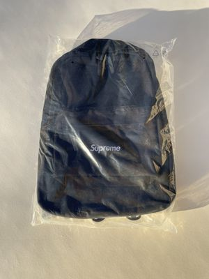BRAND NEW Supreme Canvas Backpack - Black for Sale in West Hollywood, CA