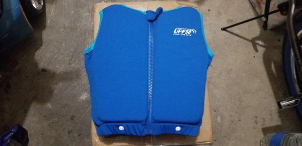 Children's Life Jacket fits 33-55 pounds