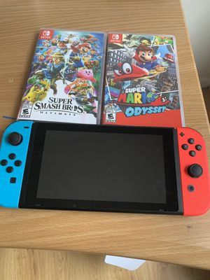 Nintendo switch for Sale in Morrow, GA