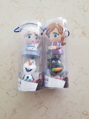 New disney frozen 2 squirt bath toys for Sale in Fort Lauderdale, FL
