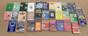 30 poker books for Sale in Bonney Lake, WA