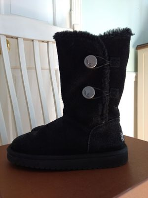 Boots for girls, size 4-4,5, black, by UGG, Koolaburra, from Nordstrom. for Sale in Falls Church, VA