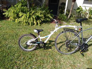 Co pilot bike trailer for Sale in Clearwater, FL
