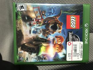X-Box 1 LEGO Jurassic World for Sale in Chardon, OH