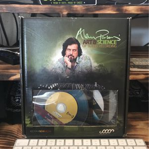 Alan Parsons' Art & Science Of Sound Recording for Sale in Redwood City, CA