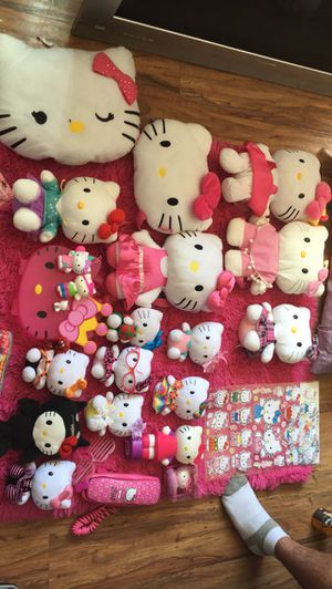 Hello kitty collection for Sale in Coronado, CA