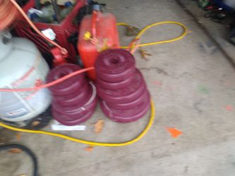 Dumb Bell bench weight lift for Sale in Troy,  MI