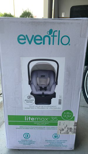 Brand New Evenflo Car Seat for Sale in Apex, NC