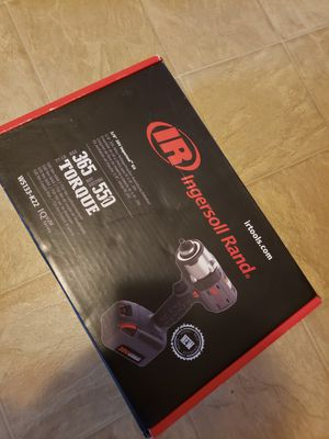W5133-k22 3/8 ingersoll Rand impact wrench for Sale in Charlotte, NC