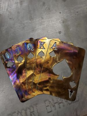 Super metal art sale shipping sale for Sale in Battle Ground, WA