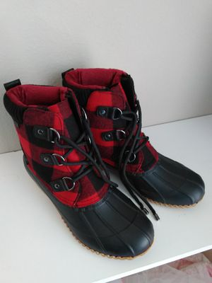 NEW Tommy Hilfiger Ladies Boots - Sz 9 for Sale in Heathrow, FL