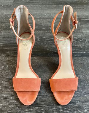 Vince Camuto Coral Suede Sandals for Sale in Kensington, MD