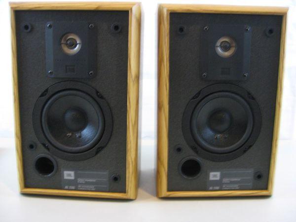 JBL 2500 Bookshelf 2 Way Speakers Titanium Tweeters for Sale in Alexandria,  VA - OfferUp