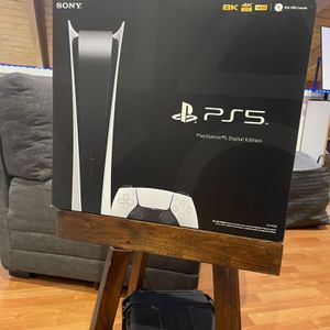 Ps5 Digital In Hand With Proof Of Purchase for Sale in San Mateo, CA