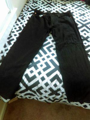 Levi black 550 jeans for Sale in Rice, VA