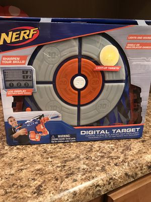 Nerf Digital Target-Brand New for Sale in Goodyear, AZ