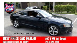 2010 Audi A5 for Sale in Hallandale Beach, FL