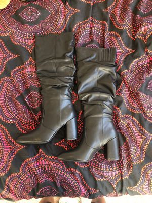 Black boots for Sale in San Diego, CA