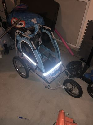Baby Trailer (brand new) never used for Sale in Calimesa, CA