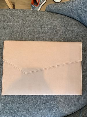Light pink envelope purse for Sale in Chicago, IL