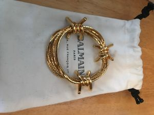 Balmain Gold Plated Bracelet for Sale in Washington, DC