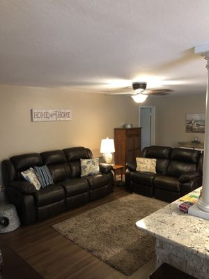 Couch & Loveseat Electric Recliners for Sale in Largo, FL