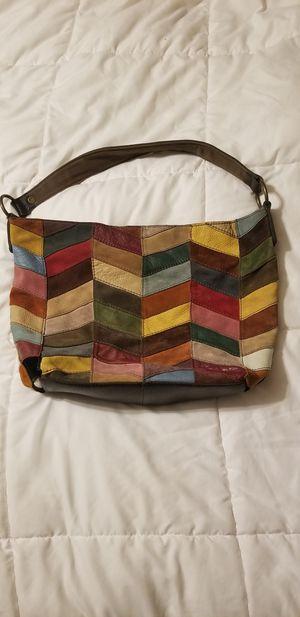 Lucky brand suade purse for Sale in Briaroaks, TX