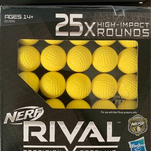 Nerf Rival x25 Rounds for Sale in Hopewell Junction, NY