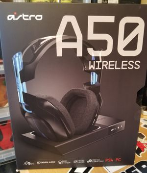 Astro A50 PS4 PC GAMING headset Brand new sealed for Sale in Chicago, IL
