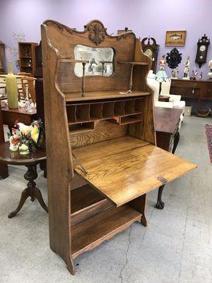 Antique Oak Desk for Sale in Fort Washington, MD