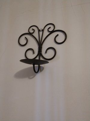 Wall candle holders set of 2 for Sale in Miami, FL
