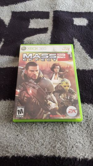 Xbox 360 Live Mass Effexct 2 for Sale in Azusa, CA