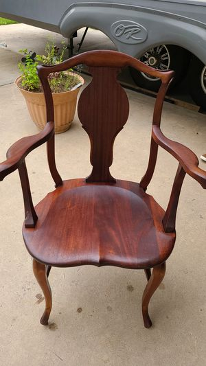Vintage English writing chair for Sale in Sheridan, CO